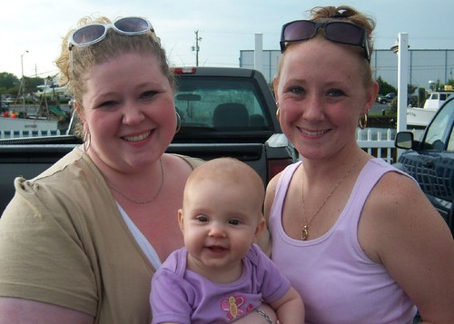 Aunt Lisie, Alyssa & Mommy