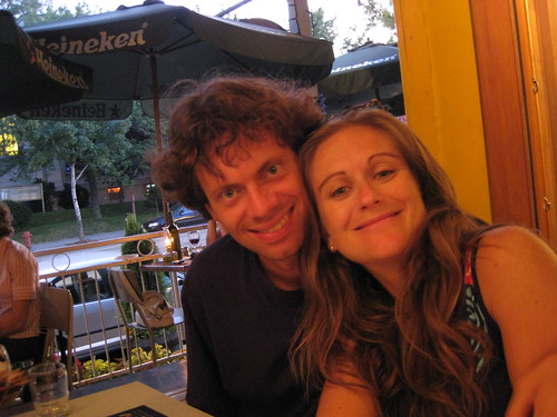 Véronique and Stefan, Montreal, Quebec