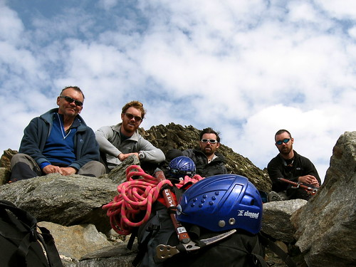 Series following Simons attempt to climb western Europes highest mountain, Mont Blanc