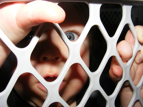 Caged In Baby