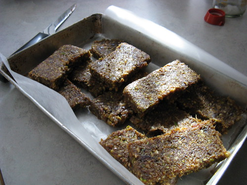 Sliced Energy Bars