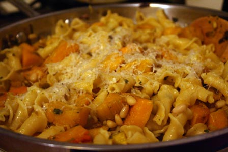 Pasta in the Pan