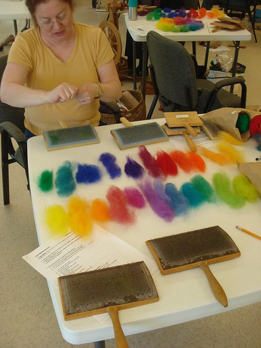 color blending workshop