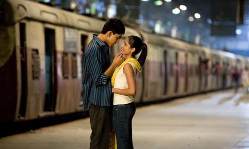 "Dev Patel and Freida Pinto in ""Slumdog Millionaire"" by beastandbean."