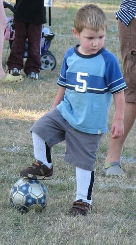 Jacob Soccer 1