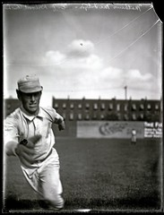 Portrait of Matty McIntyre, baseball player