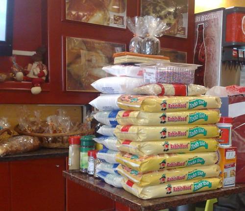 Ingredientes donados por Excelsior Gama