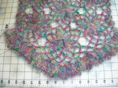 Hairpin Flower Motif