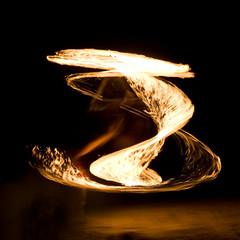 In Flames - Koh Tao june 2008