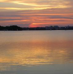 Quannapowitt sunset