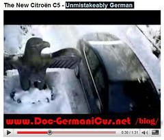 ReichsbundesAdler Clip0002 The New Citroën C5 - Unmistakeably German