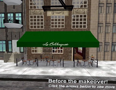 The Gossip Girl cafe