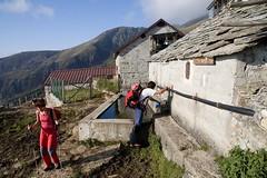 Alpe Pian Crest