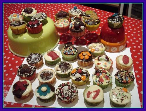 Vegan cupcakes for life