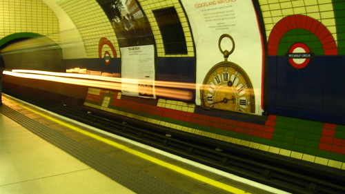 Piccadilly Tube