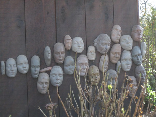 Faces at Youngs Winery