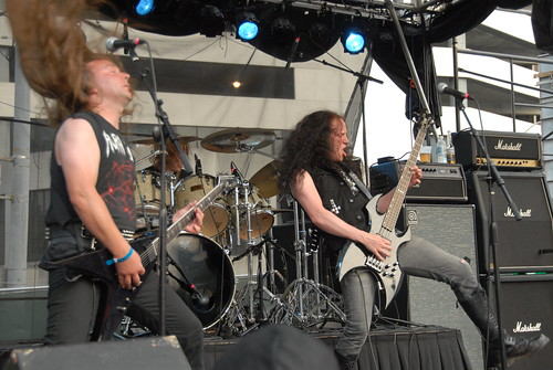 Aura Noir at Maryland Deathfest IX