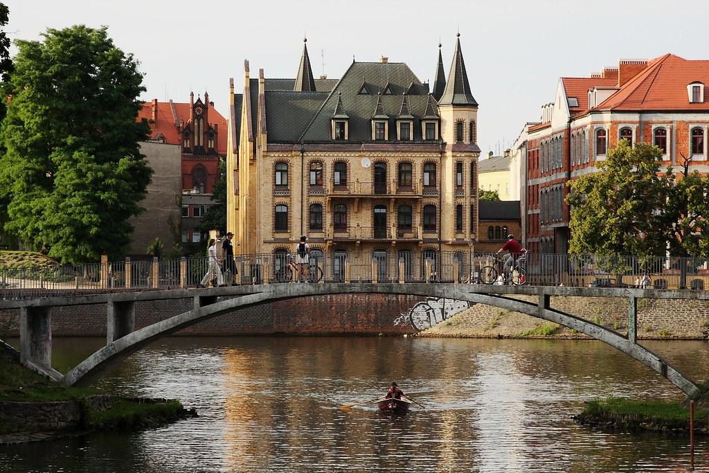 Río Óder - Wroclaw