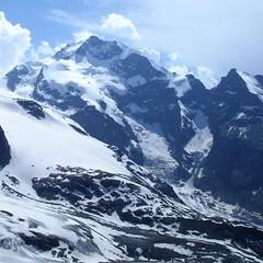 Bernina und Biancograt