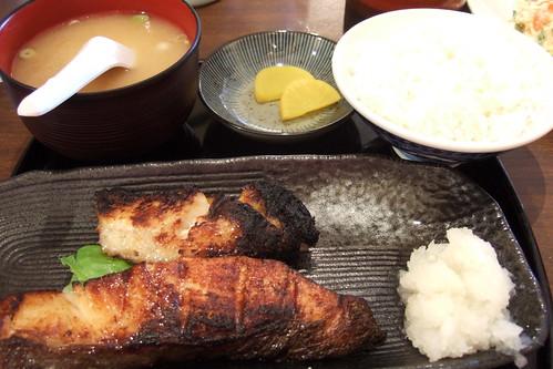 Black cod set