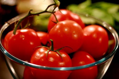 ripe tomatoes © kirsten