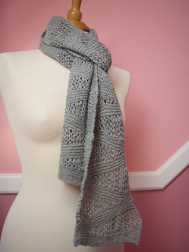 Norah Gaughan Wedge scarf