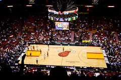 Miami Heat vs. Toronto Raptors