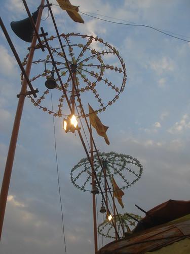 Ganges River1-8河壇燈飾