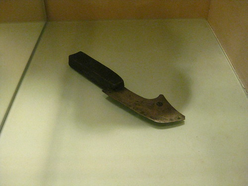 """Castration """"tool"""" for eunuchs"""