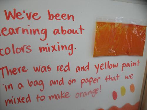 red + yellow = orange 0809 - 1