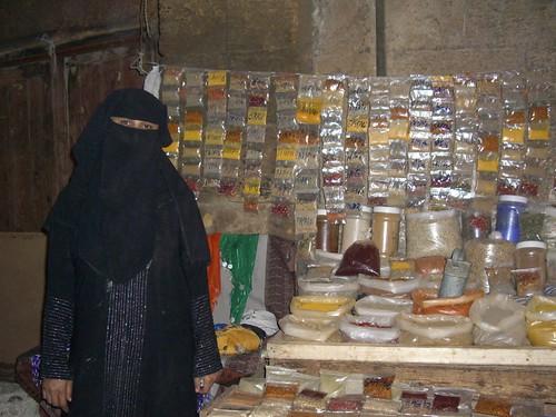 The Veiled Vendor