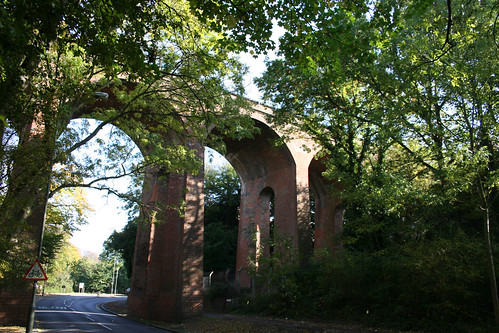 The Dollis Brook Viaduct, under Creative Commons. Photo from IanVisits' photostream, click pic for link.