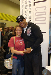 Meeting LL Cool J