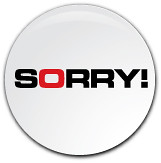 Sorry button by ntr23.
