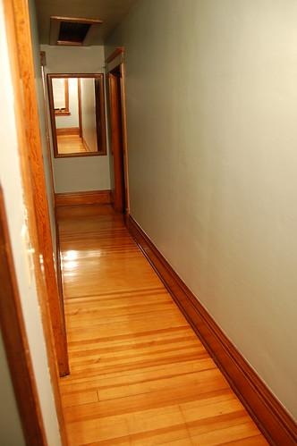Hardwood Floor Refinishing Project Greg Swan