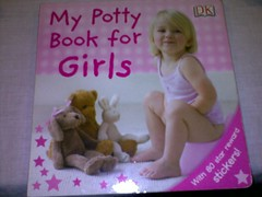 Potty training kids, just got easier?