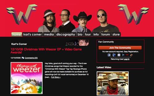 Weezer One