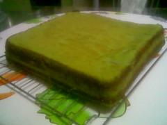 Mrs STP's coffee layer cake