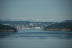 Anacortes and the Olympics