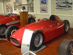 1955 Lancia D50