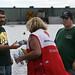 Distributing Bottled Water In Cedar Rapids