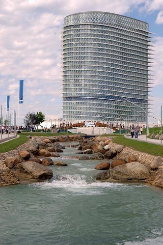 Foto Edu Navarro Torre del Agua