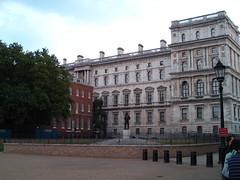Downing Street (arrière)