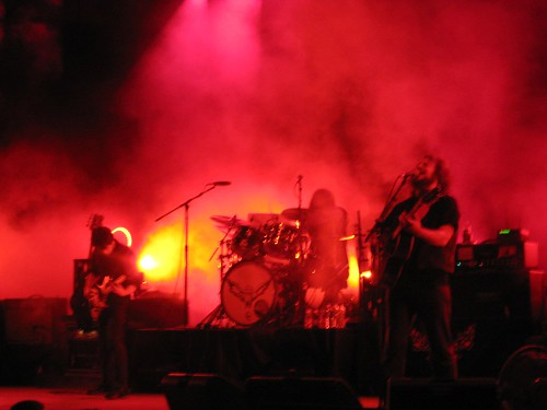 My Morning Jacket @ Charlottesville Pavillion, 9/4/08