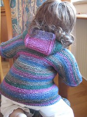 69-08 Baby Surprise Jacket 4 back