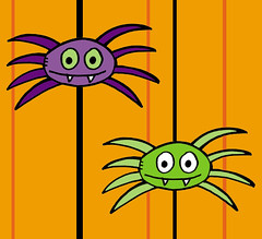 spiders wallpaper
