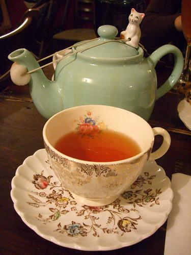 alicetea teapot