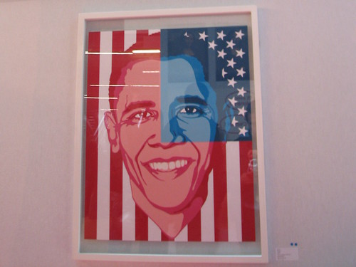 Obama Nation Flag