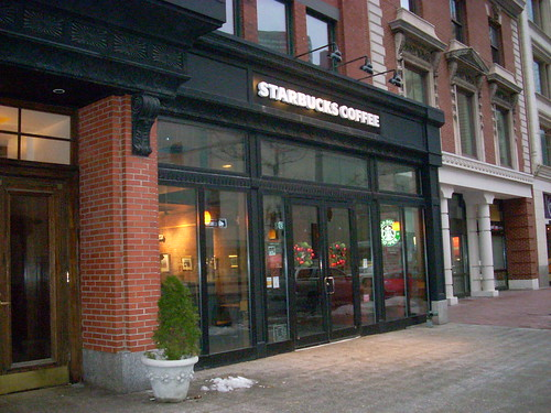 Starbucks 755 Boylston Boston