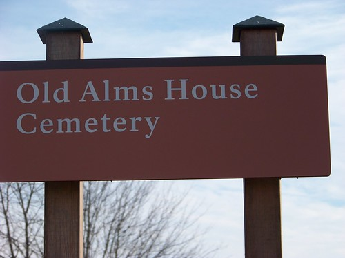 Gettysburg Almshouse Cemetery (1/6)